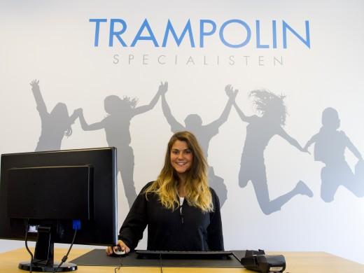 Trampolinspecialisten kundeservice